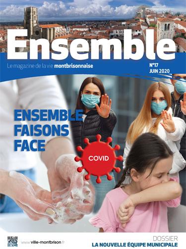 Couverture magazine municipal n°17